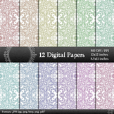 Digital Paper Jpg Making Supplie Card Indian Jpeg Pack Cli