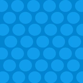 Digital Paper - Large Polka Dots