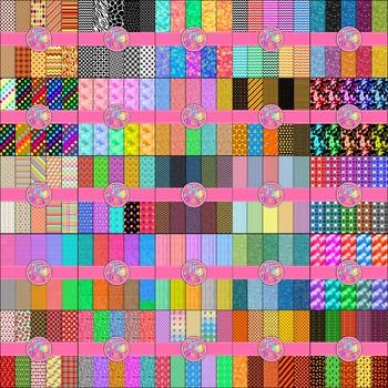 Digital Paper Mega Pack Clip Art CU OK