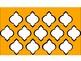 FREE Digital Paper - Orange-Gold Moroccan