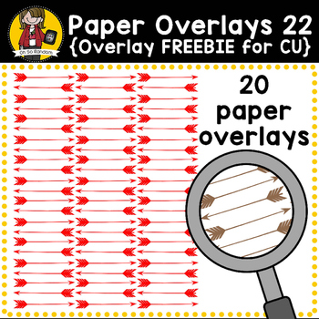 Digital Paper Overlays 22 {Overlay FREEBIE for CU}