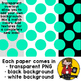 Digital Paper Overlays 3 {Paper Overlays for CU}