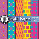 Digital Paper Pack 1-2