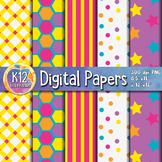 Digital Paper Pack 1-5