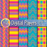 Digital Paper Pack 1-6