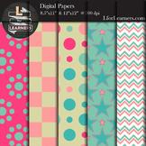 Digital Paper Pack 11