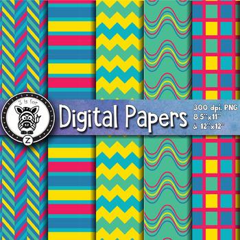 Digital Paper Pack 11-6