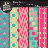 Digital Paper Pack 12