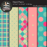 Digital Paper Pack 13