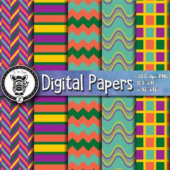 Digital Paper Pack 13-6