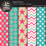 Digital Paper Pack 14