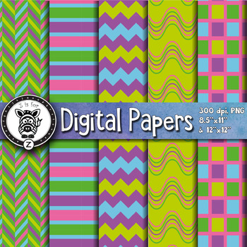 Digital Paper Pack 14-6