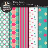 Digital Paper Pack 15