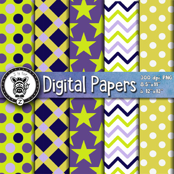 Digital Paper Pack 15-4