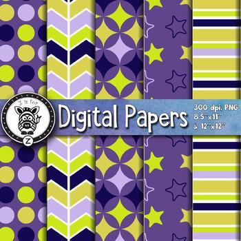 Digital Paper Pack 15-7