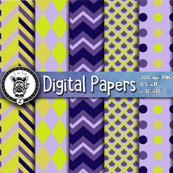Digital Paper Pack 15-8