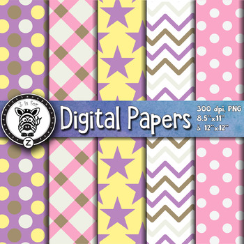 Digital Paper Pack 16-4