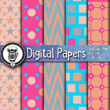 Digital Paper Pack 17-2