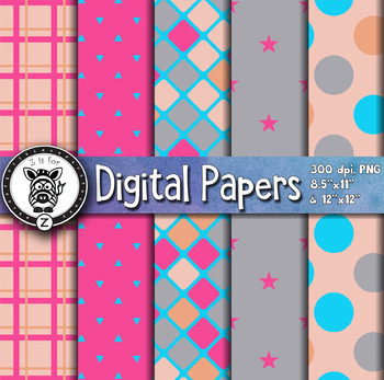 Digital Paper Pack 17-3