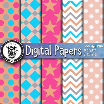 Digital Paper Pack 17-4