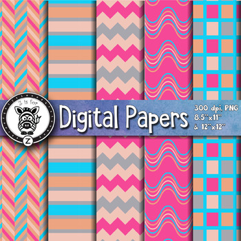 Digital Paper Pack 17-6