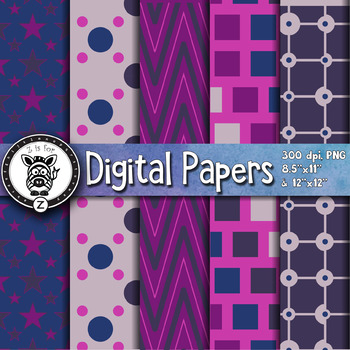 Digital Paper Pack 19-2