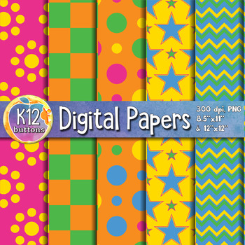 Digital Paper Pack 2-1