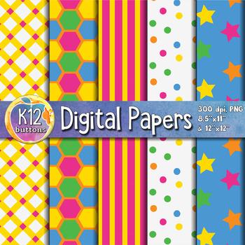 Digital Paper Pack 2-5