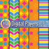 Digital Paper Pack 2-7