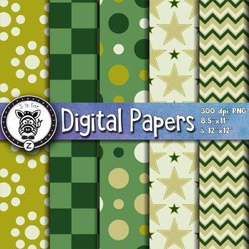 Digital Paper Pack 20-1