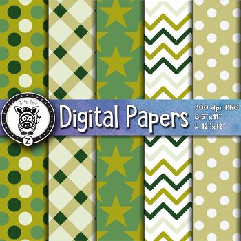 Digital Paper Pack 20-4