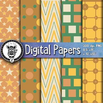 Digital Paper Pack 21-2