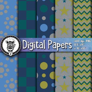 Digital Paper Pack 22-1