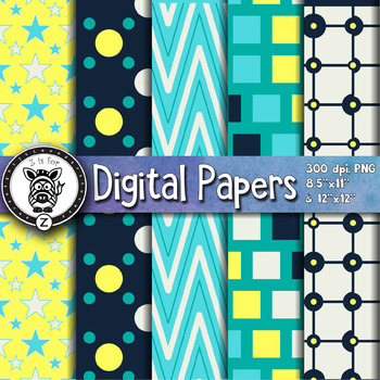 Digital Paper Pack 23-2
