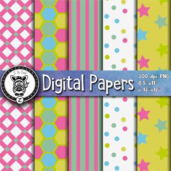 Digital Paper Pack 24-5