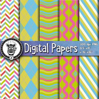Digital Paper Pack 24-9