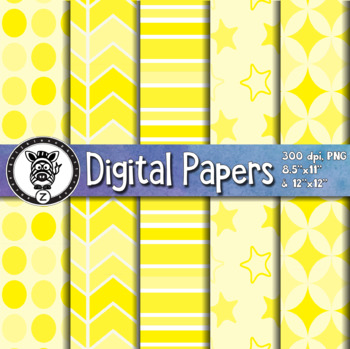 Digital Paper Pack 25-7
