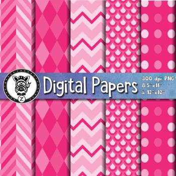 Digital Paper Pack 26-8