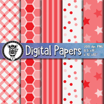 Digital Paper Pack 27-5