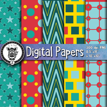 Digital Paper Pack 3-2