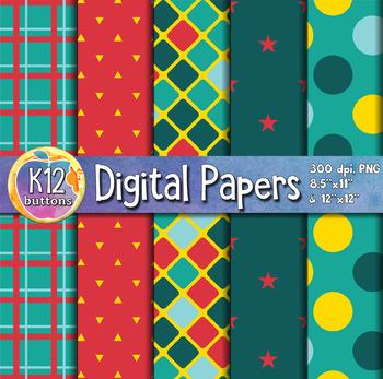 Digital Paper Pack 3-3