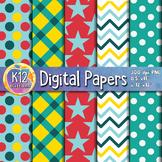Digital Paper Pack 3-4