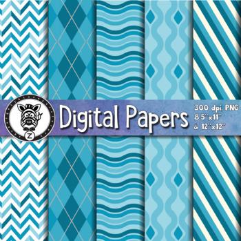 Digital Paper Pack 31-9