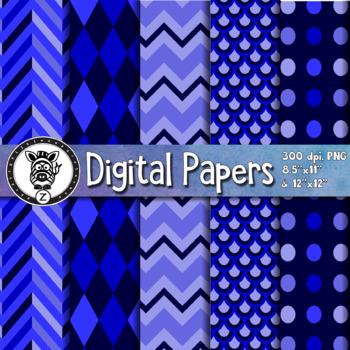 Digital Paper Pack 32-8
