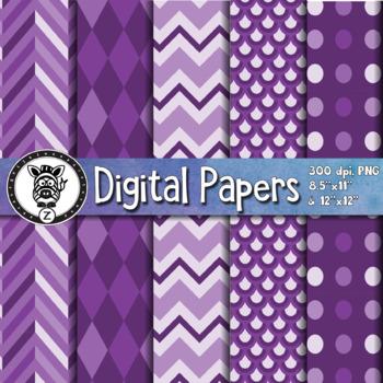 Digital Paper Pack 33-8