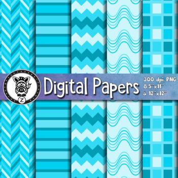 Digital Paper Pack 34-6