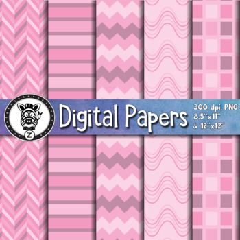 Digital Paper Pack 35-6