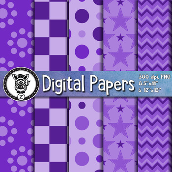 Digital Paper Pack 36-1