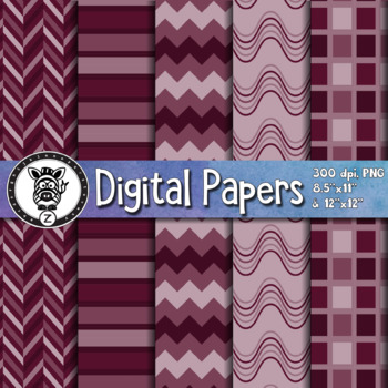 Digital Paper Pack 39-6