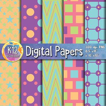 Digital Paper Pack 4-2